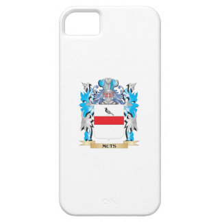 Muts Coat of Arms - Family Crest iPhone 5 Case