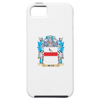 Muts Coat of Arms - Family Crest iPhone 5 Cases