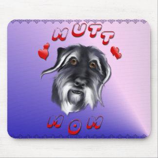 Mutt Mom Mousepad