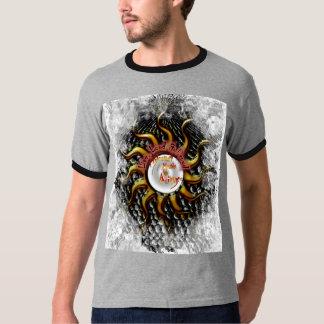 Muttahida Majlis-E-Amal para hombre del logotipo Camisas