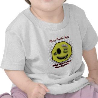 ¿Muttahida Majlis-E-Amal sonríe, él paró la lucha? Camisetas