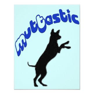 *MutTastic* Mutt Dog Design Card