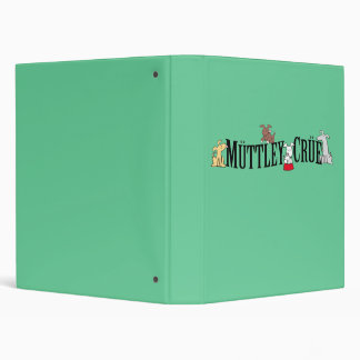 Muttley Crue Binder