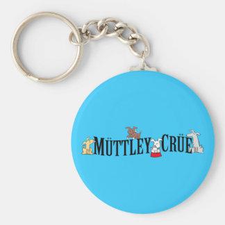 Muttley Crue Keychain