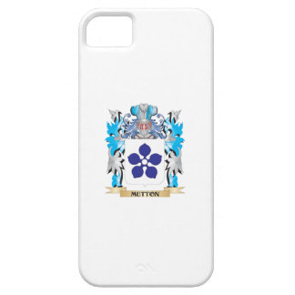 Mutton Coat of Arms - Family Crest iPhone 5 Cover