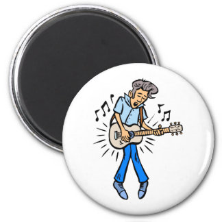 mutton hair guy guitar player blue.png magnet