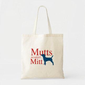 Mutts against Mitt Bags