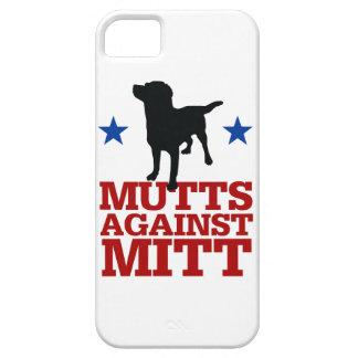 Mutts Against Mitt iPhone 5 Case