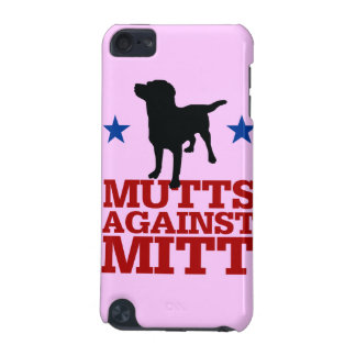 Mutts Against Mitt iPod Touch 5G Case