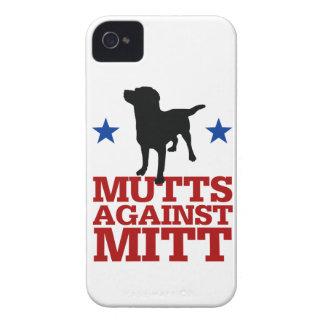 Mutts Against Mitt Blackberry Bold Cases