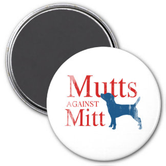 Mutts against Mitt Faded.png Magnets