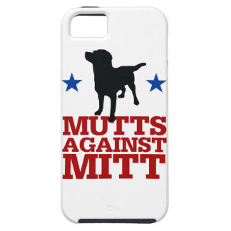 Mutts Against Mitt iPhone SE/5/5s Case