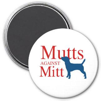 Mutts against Mitt Magnets