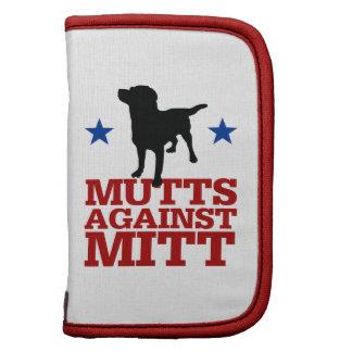 Mutts Against Mitt Folio Planners