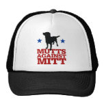 Mutts Against Mitt Trucker Hat