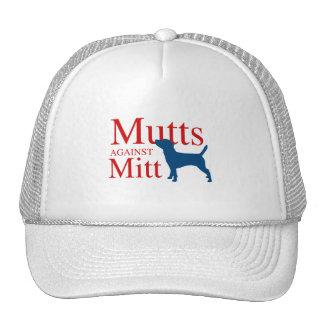 Mutts contra el mitón gorra