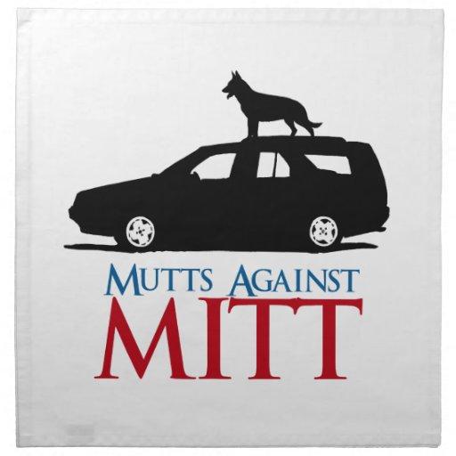 Mutts contra Mitt Romney .png Servilleta