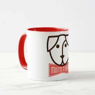Mutts for the Bay Mug