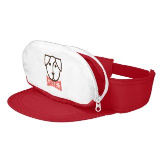 Mutts for the Bay Pocket Visor