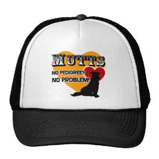 Mutts: No Pedigree? No Problem! Trucker Hat