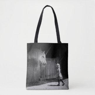 Mutual Curiosity Tote Bag