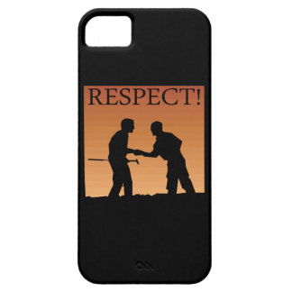 Mutual Respect iPhone SE/5/5s Case