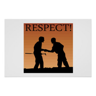 Mutual Respect Poster