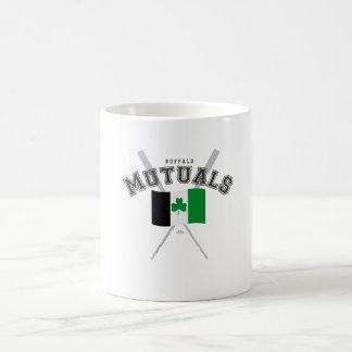 Mutual Rowing Club, Buffalo NY Mug