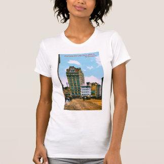 Mutual Saving Bank Bldg T-shirts