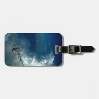 Mutual Support Bag Tag
