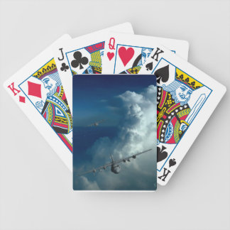 Mutual Support Bicycle Playing Cards