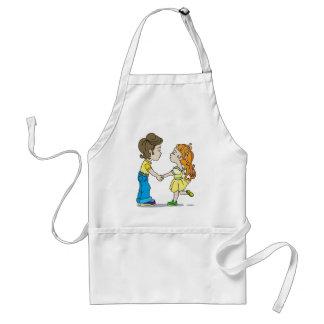 Mutual sympathy adult apron