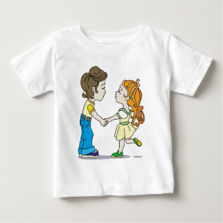 Mutual sympathy baby T-Shirt