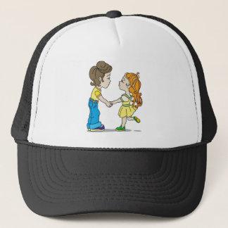 Mutual sympathy trucker hat