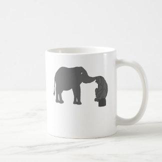 Mutual Understanding Classic White Coffee Mug