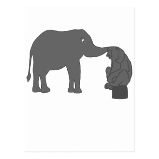 Mutual Understanding Postcard