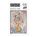 """Mutum in Parvo"" Postage Stamps by Kreg D. Kelley"