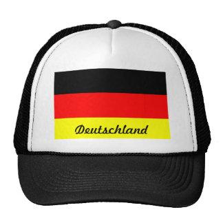 Mütze Deutschland Gorro