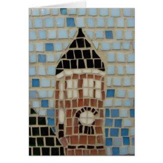 MUW Clock Tower Card