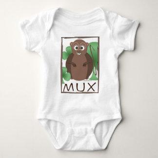 MUX FRAMED BABY BODYSUIT