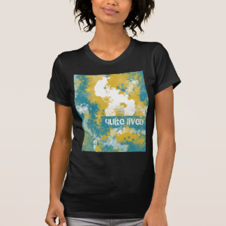 Muy animadamente camiseta