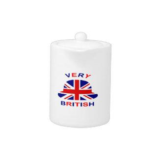 muy británico