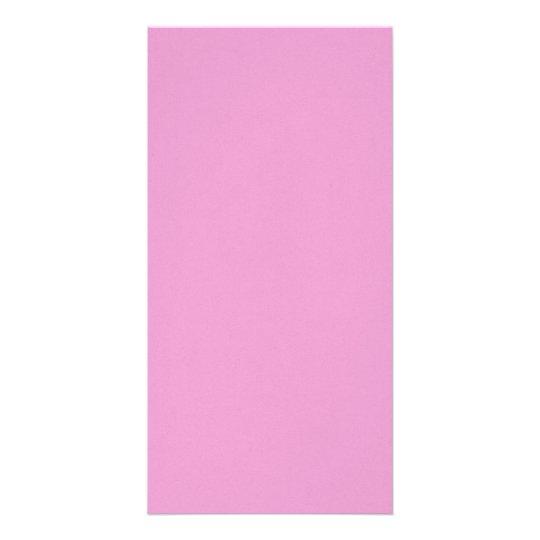 Muy en rosa tarjetas fotográficas
