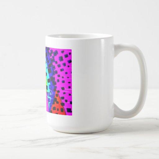 Muy fresco tazas