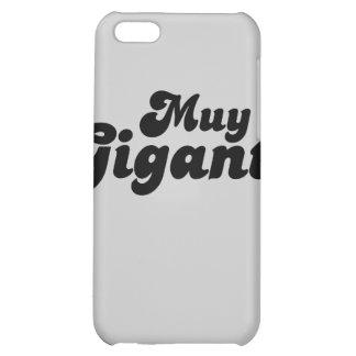 Muy Gigante Case For iPhone 5C