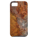 Muy oxidado iPhone 5 fundas