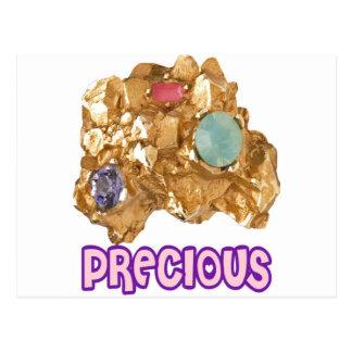 MUY - pepita de oro Jeweled Postales
