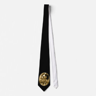 Muy y su juguete de Fave:  Sepia Corbatas Personalizadas