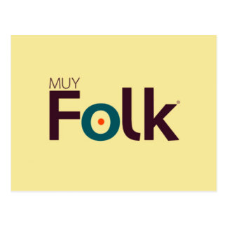 MuyFOLK - Our Official Postcards