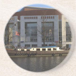 Muziektheater, Amsterdam Posavasos Manualidades